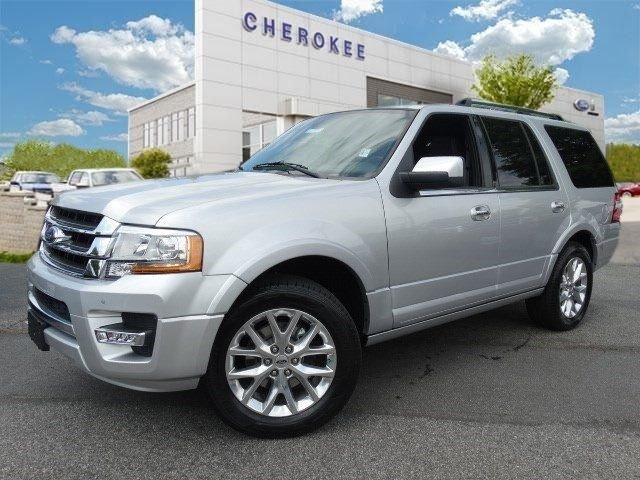 2015 Ford Expedition Limited Take command of the road in the 2015 Ford Expedition Very clean and