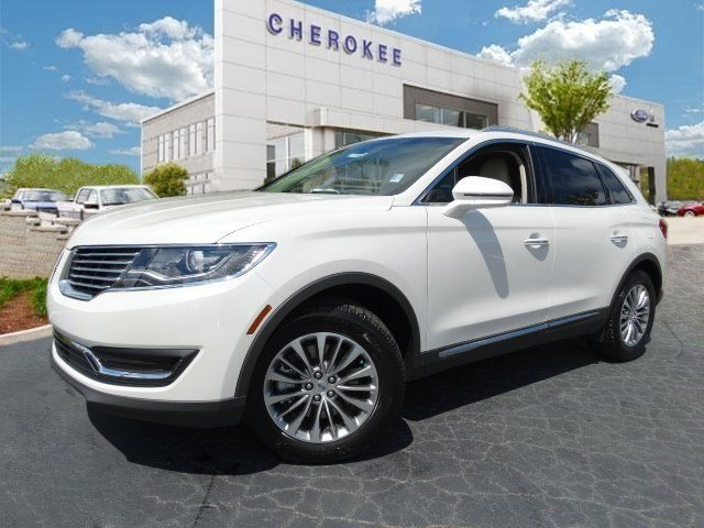 2016 Lincoln MKX Select Introducing the 2016 Lincoln MKX This model delivers an exhilarating ride