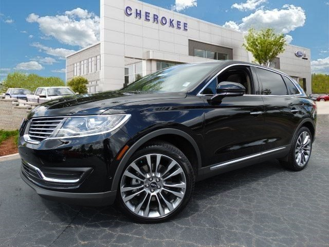 2016 Lincoln MKX Reserve Introducing the 2016 Lincoln MKX An all capable and supremely stylish pa