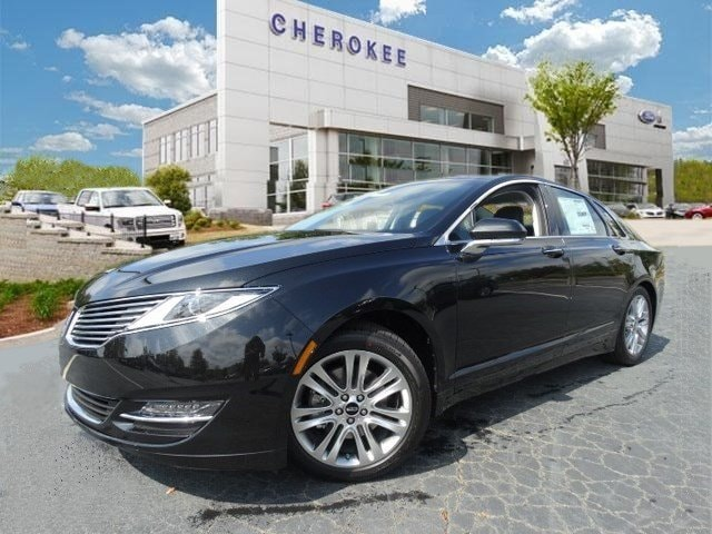 2015 Lincoln MKZ MOONROOF NAVIGATION PKG Climb inside the 2015 Lincoln MKZ It delivers plenty of