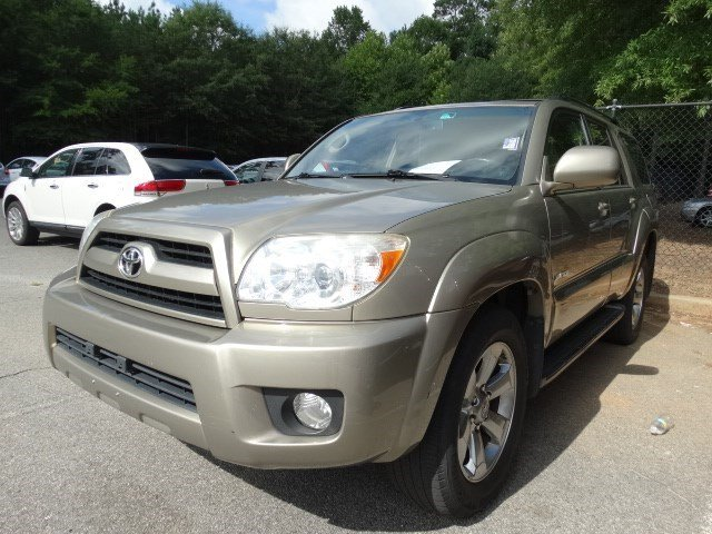 2007 Toyota 4Runner Limited Take command of the road in the 2007 Toyota 4Runner A great vehicle a