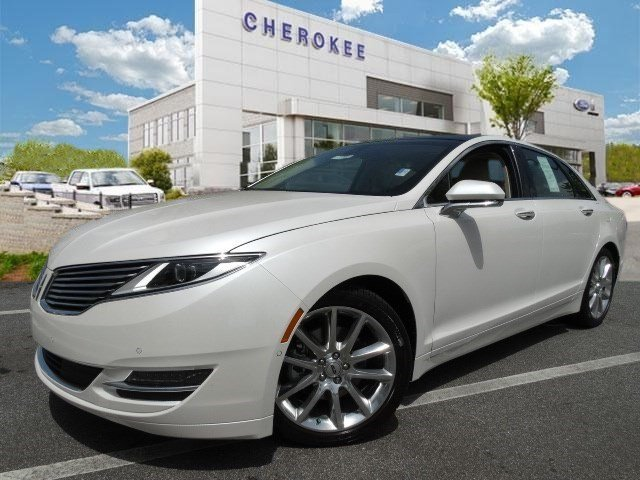 2016 Lincoln MKZ Introducing the 2016 Lincoln MKZ It delivers plenty of power and excellent gas m