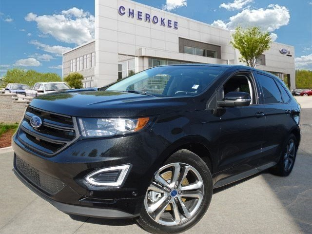 2015 Ford Edge Sport Take command of the road in the 2015 Ford Edge It offers the latest in techn