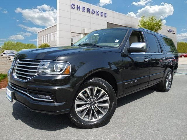 2015 Lincoln Navigator L Discerning drivers will appreciate the 2015 Lincoln Navigator L Youll b