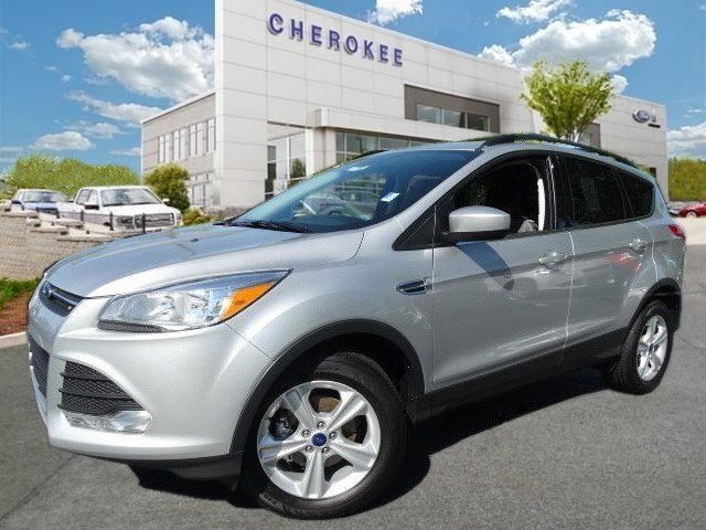 2015 Ford Escape SE Climb inside the 2015 Ford Escape It delivers plenty of power and excellent g