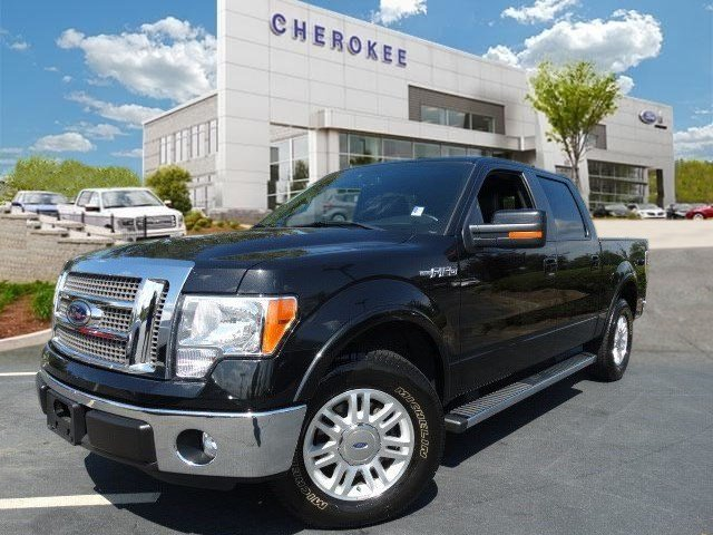 2012 Ford F-150 Lariat Heres a great deal on a 2012 Ford F-150 It comes equipped with all the st