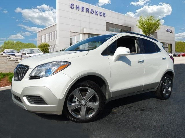 2014 Buick Encore Come test drive this 2014 Buick Encore It just arrived on our lot this past wee
