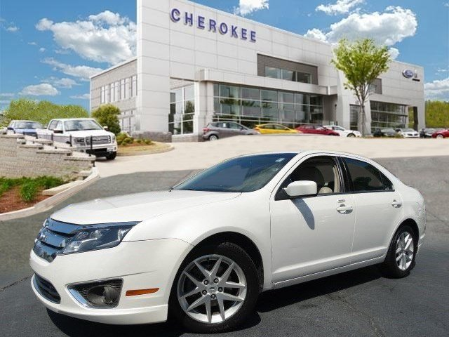 2010 Ford Fusion SEL Get excited about the 2010 Ford Fusion Offering an alluring bundle of luxury