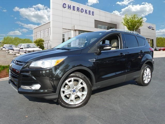 2014 Ford Escape Titanium Step into the 2014 Ford Escape It delivers style and power in a single