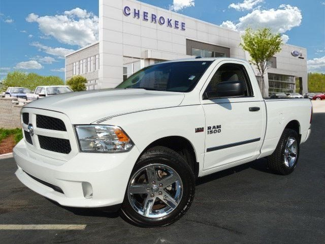 2013 Ram 1500 Tradesman Drive this home today Climb inside the 2013 Ram 1500 It comes equipped w
