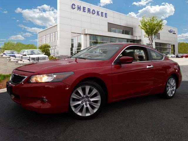 2009 Honda Accord EX-L If youve been looking for just the right vehicle then stop your search ri