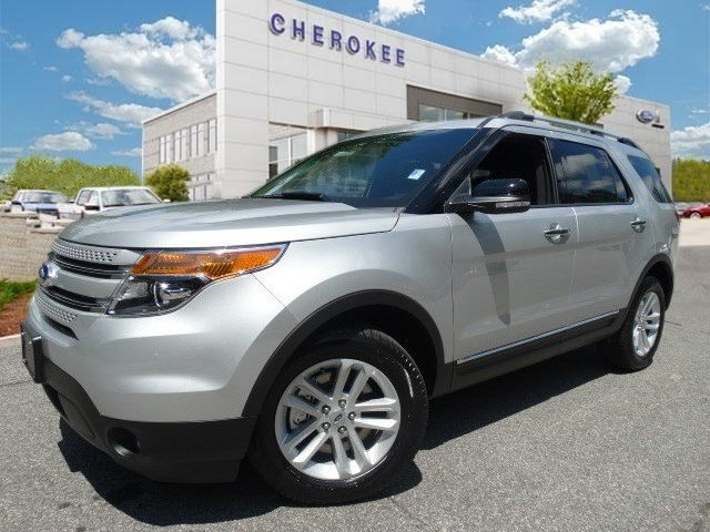 2015 Ford Explorer XLT Looking for a new car at an affordable price Climb inside the 2015 Ford Ex