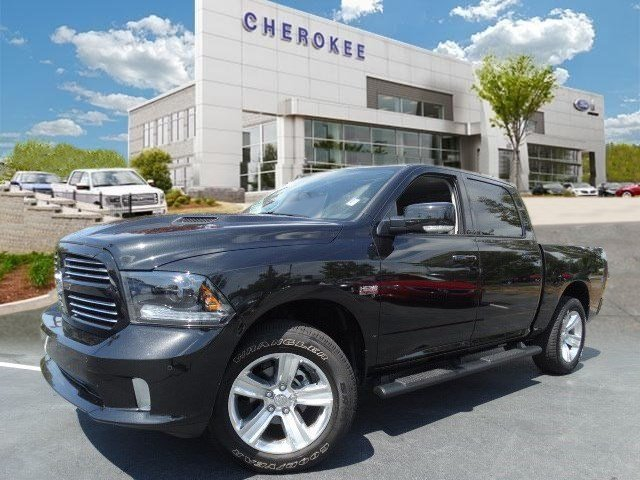 2015 Ram 1500 Sport This vehicle wont be on the lot long This pickup successfully merges advance