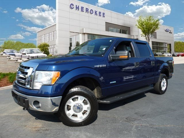 2012 Ford F-150 XLT Load your family into the 2012 Ford F-150 It just arrived on our lot this pas