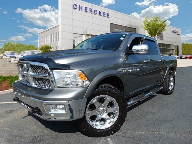 2011 Ram 1500 Take command of the road in the 2011 Ram 1500 It comes equipped with all the standa