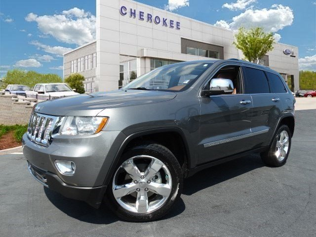 2012 Jeep Grand Cherokee Introducing the 2012 Jeep Grand Cherokee Maximum utility meets passenger