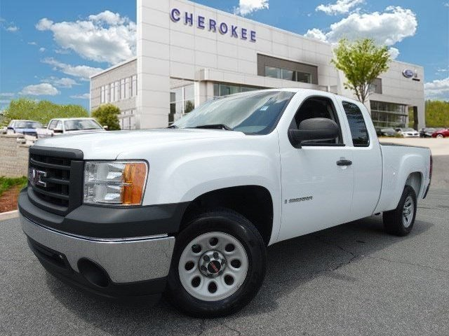 2008 GMC Sierra 1500 Work Truck Looking for a used car at an affordable price Experience driving