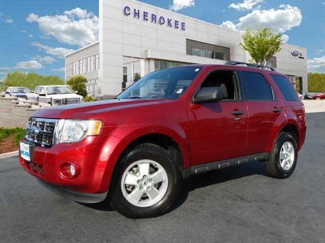 2012 Ford Escape XLT Experience driving perfection in the 2012 Ford Escape This vehicle stands ou