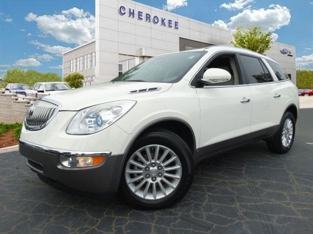 2010 Buick Enclave CXL w1XL Here it is Hurry and take advantage now Sensibility and practicali