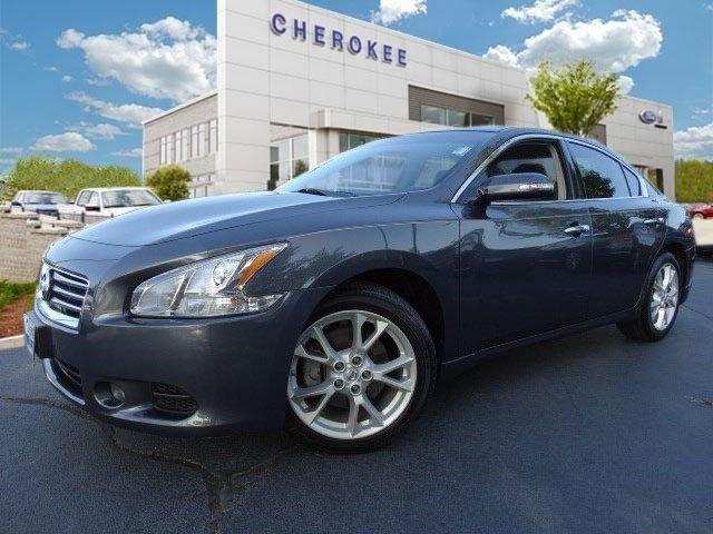 2012 Nissan Maxima 35 SV Load your family into the 2012 Nissan Maxima A practical vehicle that d