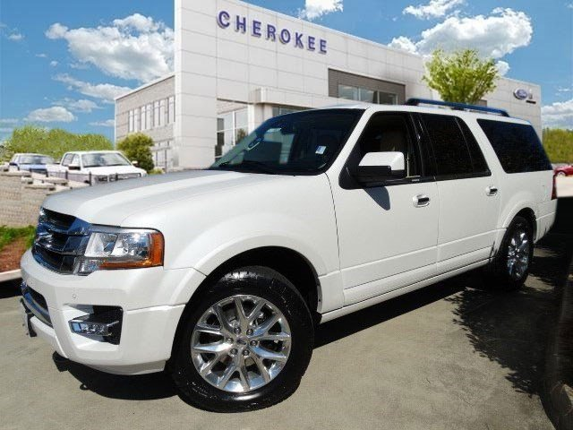 2015 Ford Expedition EL Limited Discerning drivers will appreciate the 2015 Ford Expedition EL Re