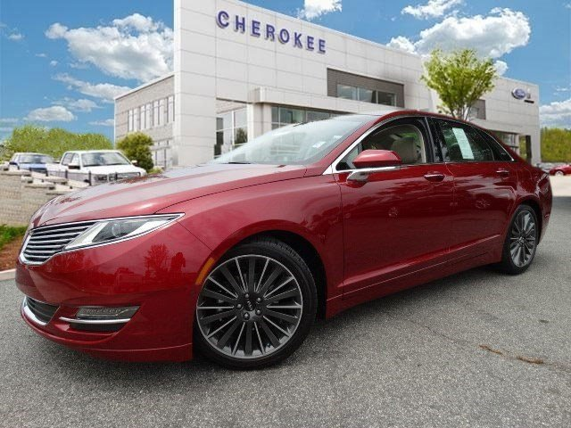 2016 Lincoln MKZ Hybrid Hybrid Introducing the 2016 Lincoln MKZ Hybrid It offers great fuel econo