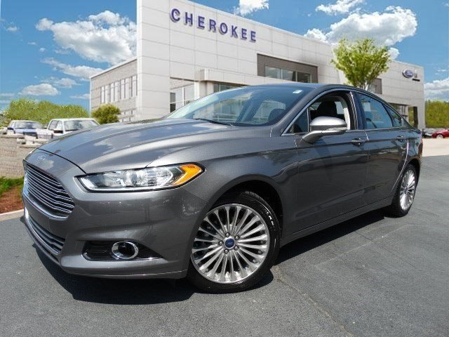 2014 Ford Fusion Titanium Introducing the 2014 Ford Fusion Packed with features and truly a pleas