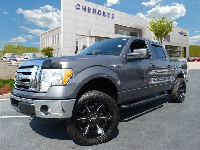 2012 Ford F-150 XLT Discerning drivers will appreciate the 2012 Ford F-150 Comprehensive style mi