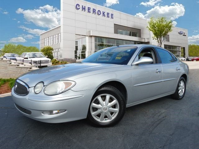 2005 Buick LaCrosse CXL Looking for a used car at an affordable price Outstanding design defines