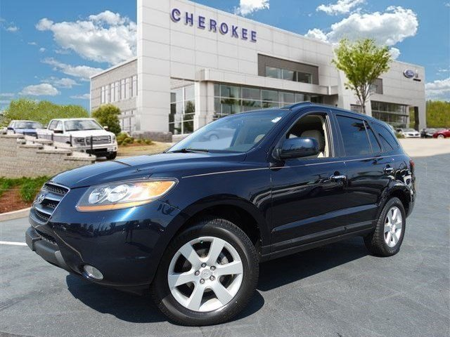2008 Hyundai Santa Fe Limited Want to stretch your purchasing power You can expect a lot from the