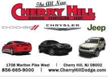 Burlington City Dodge Chrysler Jeep Area Dealer in Cherry ...