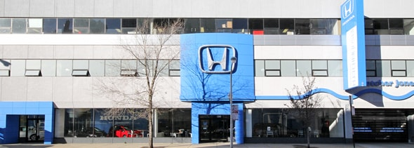 About fletcher jones honda in chicago serving evanston for Honda dealers in chicago