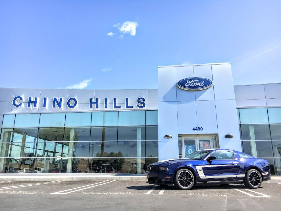 About Your Local Ford Dealership Chino Hills Ford - Nearest ford dealership