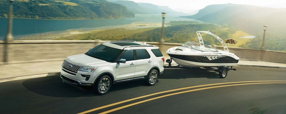 Ford Edge Vs Escape Vs Explorer Performance Towing