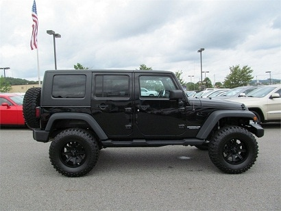 Custom Lifted Jeep Wranglers In Cartersville Ga