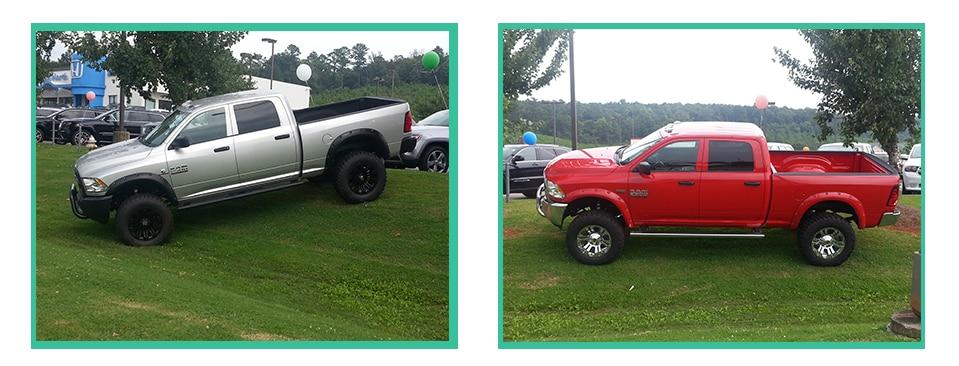 Custom Ram Trucks in Cartersville GA Robert Loehr CDJR