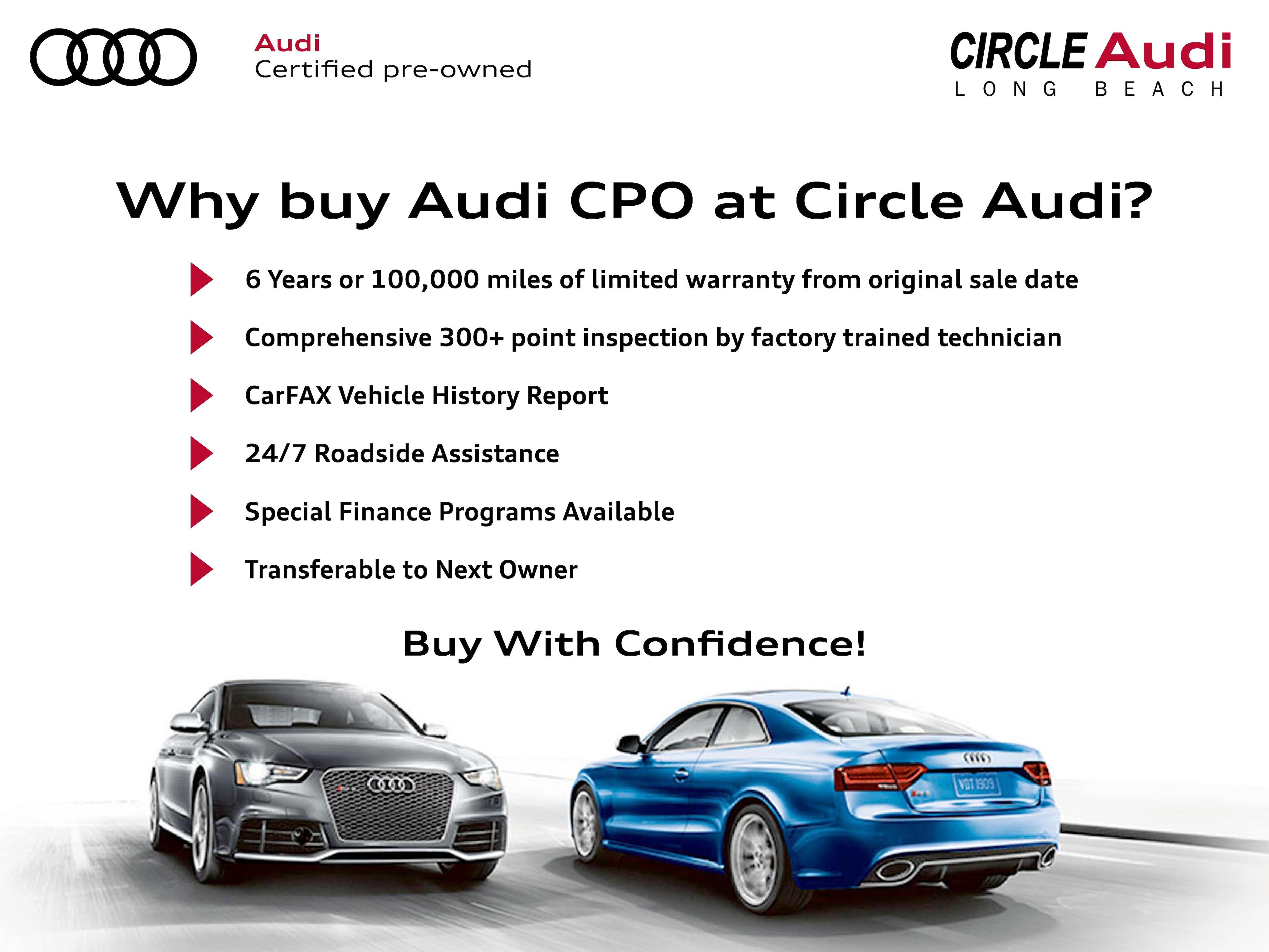 circle audi new audi dealership in long beach ca