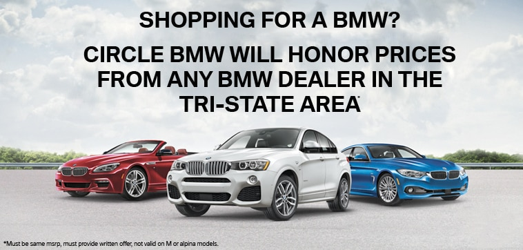 BMW Lease in NJ  Circle BMW  BMW Dealer in NJ  Eatontown New