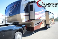 2011 FOREST RIVER Cardinal Fifthwheel 3425 Full paint 3 Extensions, DELUXE !!