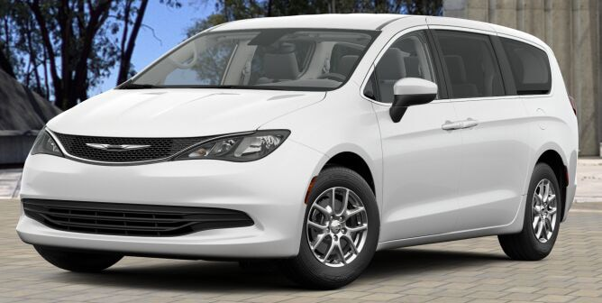 2017 Pacifica Touring