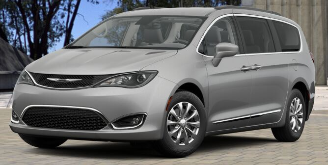 2017 Pacifica Touring L