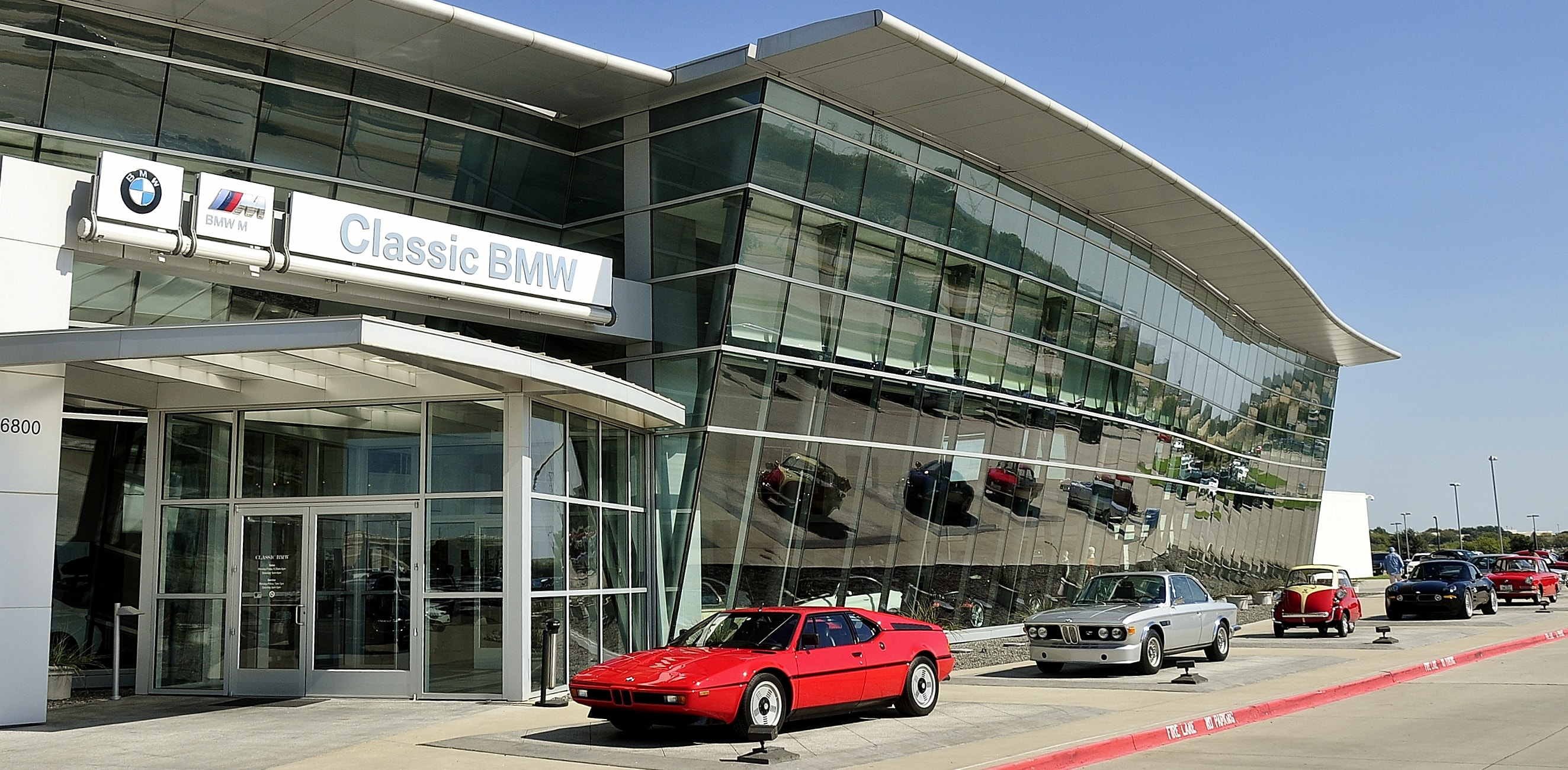 Classic Bmw New Bmw Dealership In Plano Tx 75024