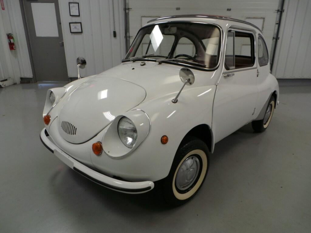 used 1969 subaru 360 for sale