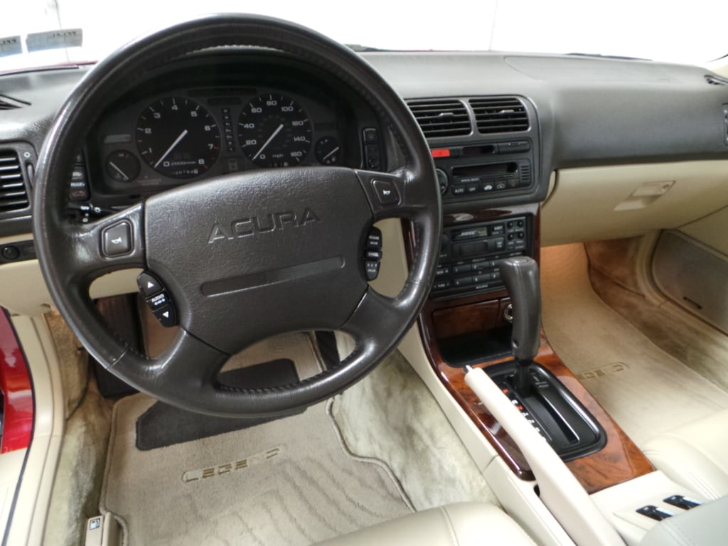 Acura Legend Mpg Acura Legend Reviews Specs And Prices - 1993 acura legend for sale