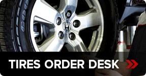 Honda Tires Order