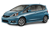 New 2013 Honda Fit