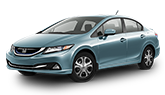 New Honda Civic Hybrid