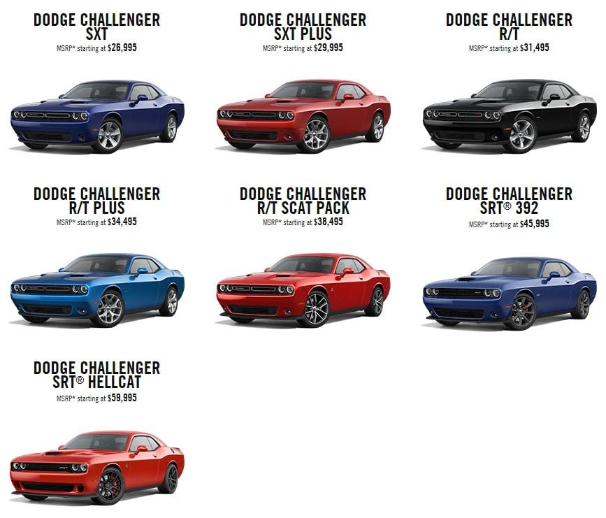 2015 Dodge Challenger Dealership In Irving Dallas