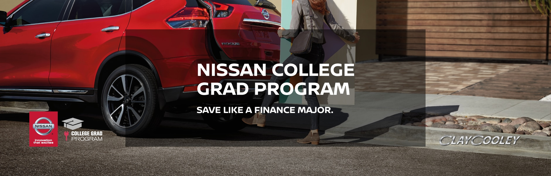Nissan graduate program in dallas