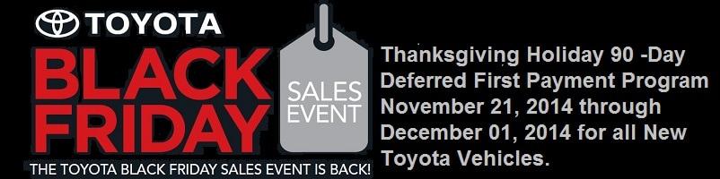 Scion Black Friday Sale Black Friday Sale